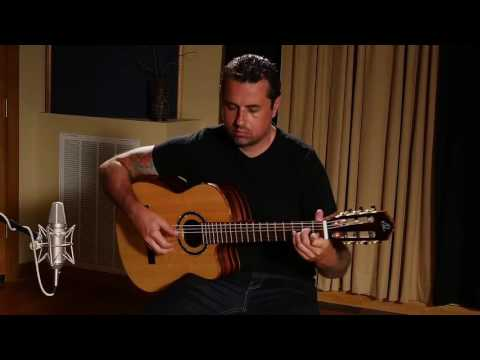 """Ben Woods """"Agua Donde Vas"""" Flamenco Guitar Rumba"""