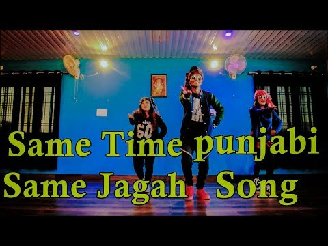 Same Time Same Jagah Dance (Chaar Din) | Sandeep Brar |Kulwinder Billa|New Punjabi Songs