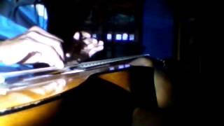 Skill bermain gitar (kupang pung anak)