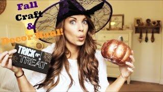 ❤ Fall Craft & Decor Hall ❤ Thumbnail
