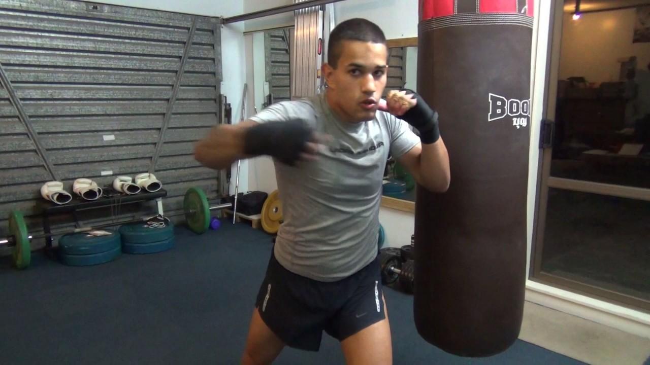 b9a309aa5f9df Violent Boxing Haymaker Combo!