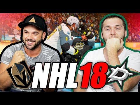 MUČÍCÍ CHALLENGE!   NHL 18   Pedro a Mates