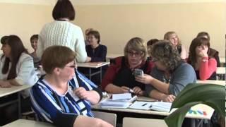 Необычные уроки проводятся в школе № 21