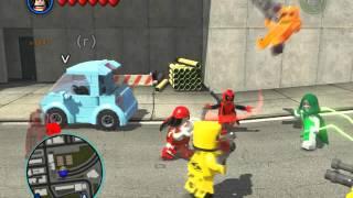 Прохождение игры LEGO MARVEL Super Heroes Свободная игра. 61 серия ТЁТЯ МЭЙ