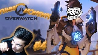 Passione Game of Thrones....Funny Overwatch Moments #4 GamePlay ITA (PC)