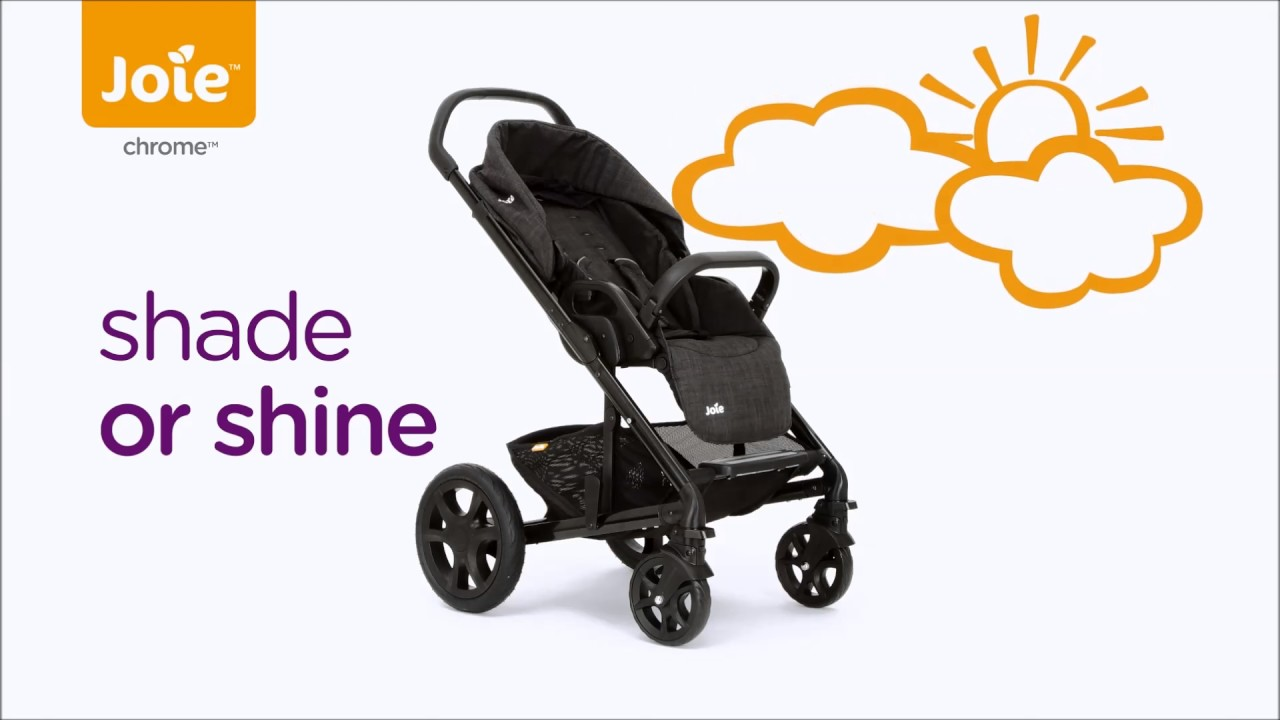 Joie Buggy Chrome Test Smyths Toys Joie Chrome Stroller