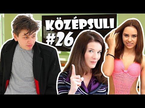 youtube filmek - KÖZÉPSULI sorozat - 26. rész [KÖZÉPSULI TV]
