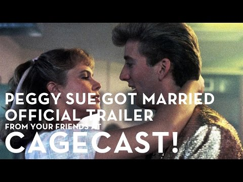"""CAGECAST! Nicolas Cage in """"Peggy Sue Got Married"""" (Official Trailer   1986)"""