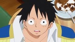 Ruffy wird von der Marine entdeckt | One Piece GER SUB