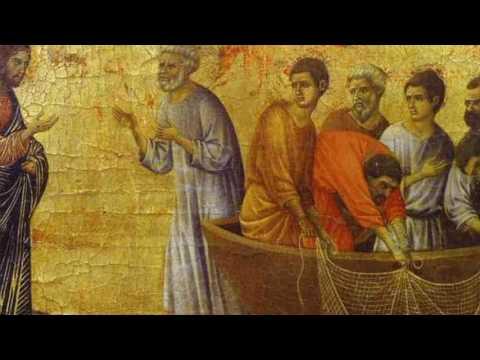 Petrus Und Jesus