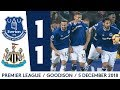 RICHARLISON HITS BACK AGAINST NEWCASTLE | EVERTON 1-1 NEWCASTLE