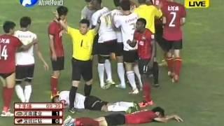 China League One Christopher Katongo Goal Henan Jianye1-0Shenzhen Ruby