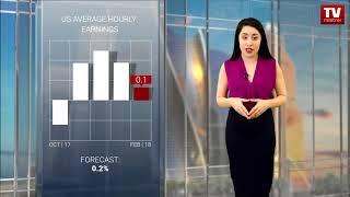 InstaForex tv news: USD remains slightly lower  (13.03.2018)