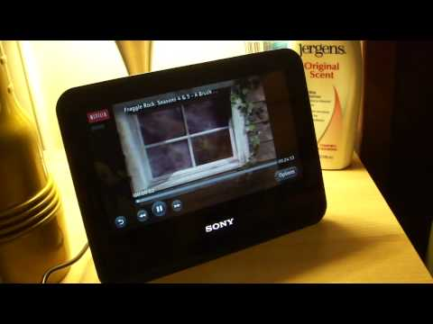 Sony Dash Personal Internet Viewer Review