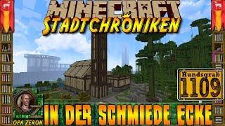 Minecraft #1109 -Stadtchroniken- In der Schmiede Ecke [HD+Deutsch]