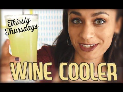 How to Make a Wine Cooler ::Thirsty Thursdays :: Am I Drunk?!?