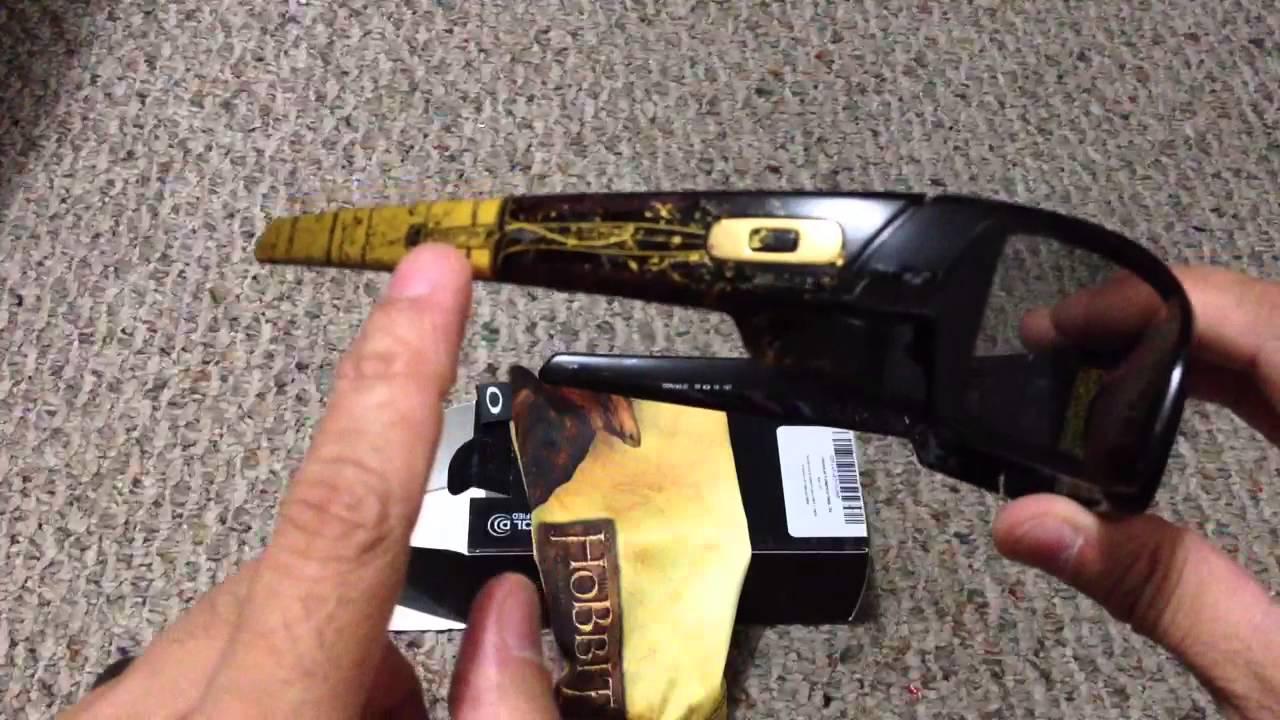 59d4d02b3926bf Oakley The Hobbit 3D Gascan - YouTube