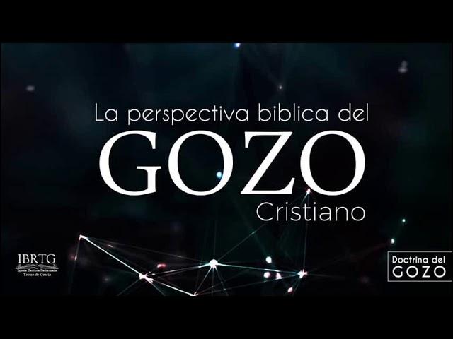 El Gozo sólo en Cristo - Clase #1 | Ps. Rubén Contreras