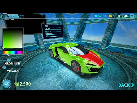 Stunt Car X | Permainan Game Anak Laki-laki #2 | Mobil Balap Rintangan