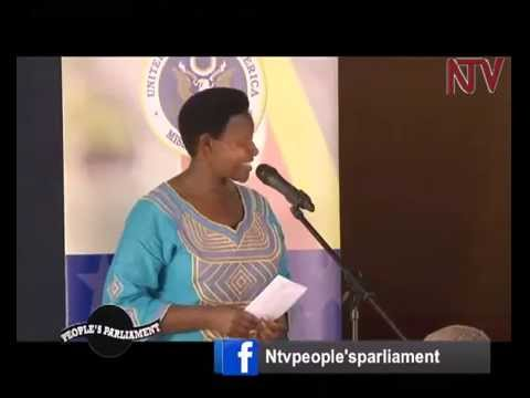 The People's Parliament: Women in Business, Agriculture and Social Services in Ntungamo
