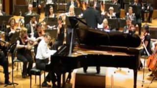 Liszt Piano Concerto No. 1 in E-flat major, S.124, (Ladislav Patkoló) part 1