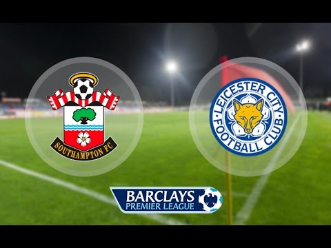 Image result for Leicester City vs Southampton Live