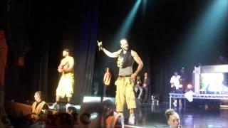 Method Man & Redman - Crowd Surfing - Indigo O2 Arena - July 2014
