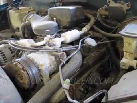 98 Vortec 350 5.7L engine run Stock # 729 Sold - YouTube