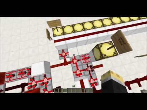 The n00b Invents Something: Varying Level Schmitt Trigger in Minecraft!