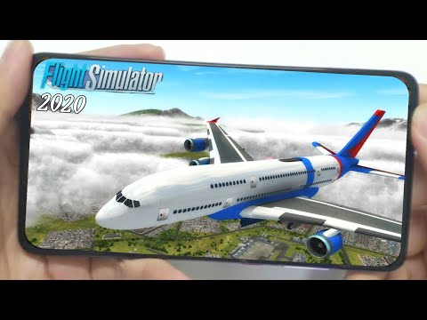 Top 5 Best Flight Simulators Games For Android & IOS 2020