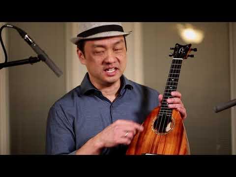 Daniel Ho  - New Romero Creations Koa ST Concert
