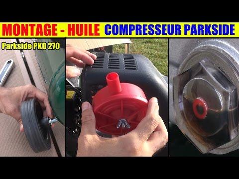 compresseur parkside lidl pko 270 1800w 24l air compres doovi. Black Bedroom Furniture Sets. Home Design Ideas