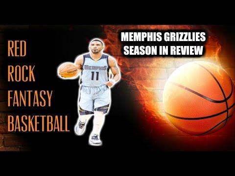 Memphis Grizzlies Season In Review