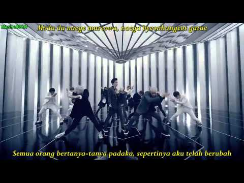 (Bahasa Indonesia) EXO-K - OVERDOSE [Korean Ver.]