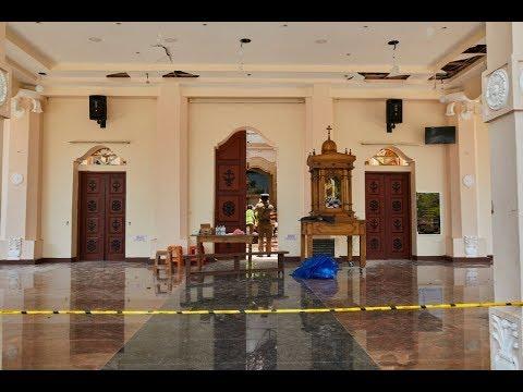 انتحار زعيم جماعة التوحيد في سريلانكا