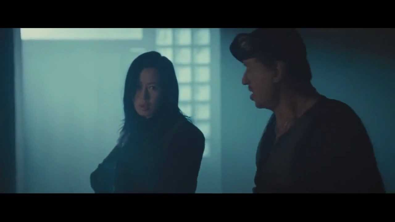 the expendables 2 (2012) - yu nan killcount - youtube