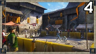 Fighting In A Medieval Tournament! - Kingdom Come: Deliverance (Adventures of Hans Capon) #4