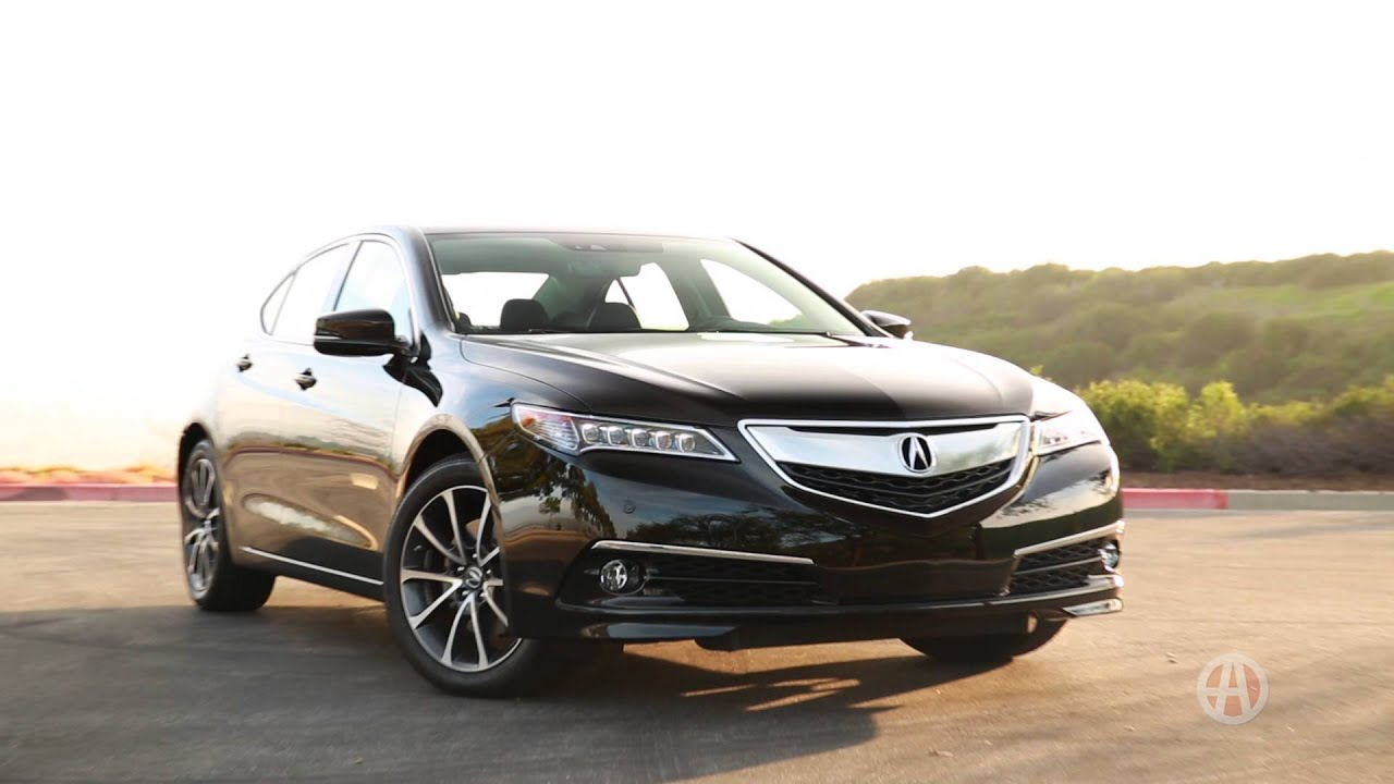 2016 Acura TLX 5 Reasons to Buy