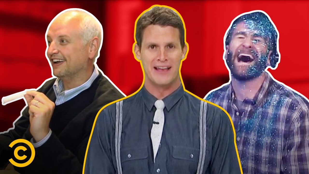 What It's Like to Work at Tosh.0