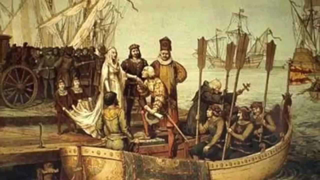 El descubrimiento de América Historia Internacional - YouTube