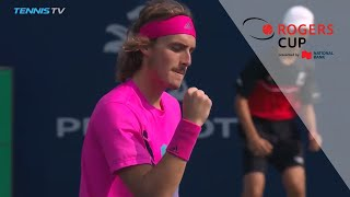 Rogers Cup 2018 Saturday Highlights: Tsitsipas continues to shock, Nadal advances