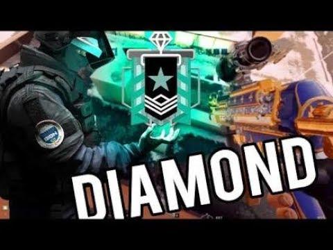 ADIM ADIM DIAMOND YOLUNDA ! | Tom Clancy's Rainbow Six Siege White Noise