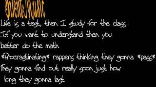 Pmac-One Lyrics