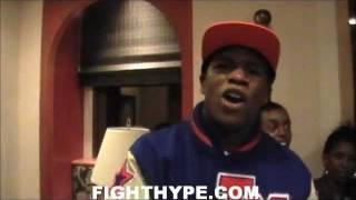 floyd mayweather calls out manny pacquiao says sign the contract for may 5 2012