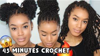 Madness Easy 45 Minute Crochet Wavy Bomb Twists Versatile Crochet Hairstyle Ft Princessa Beauty Youtube