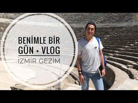 Benimle Bir Gün | İzmir,Selçuk Gezisi Takipçilerimle Buluştum | VLOG