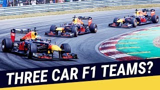Should F1 Introduce Three Car Teams?