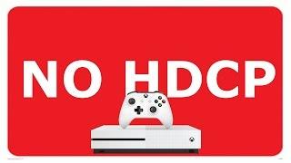 Strip HDCP 2.2 Using an HDMI Splitter (Xbox One S)