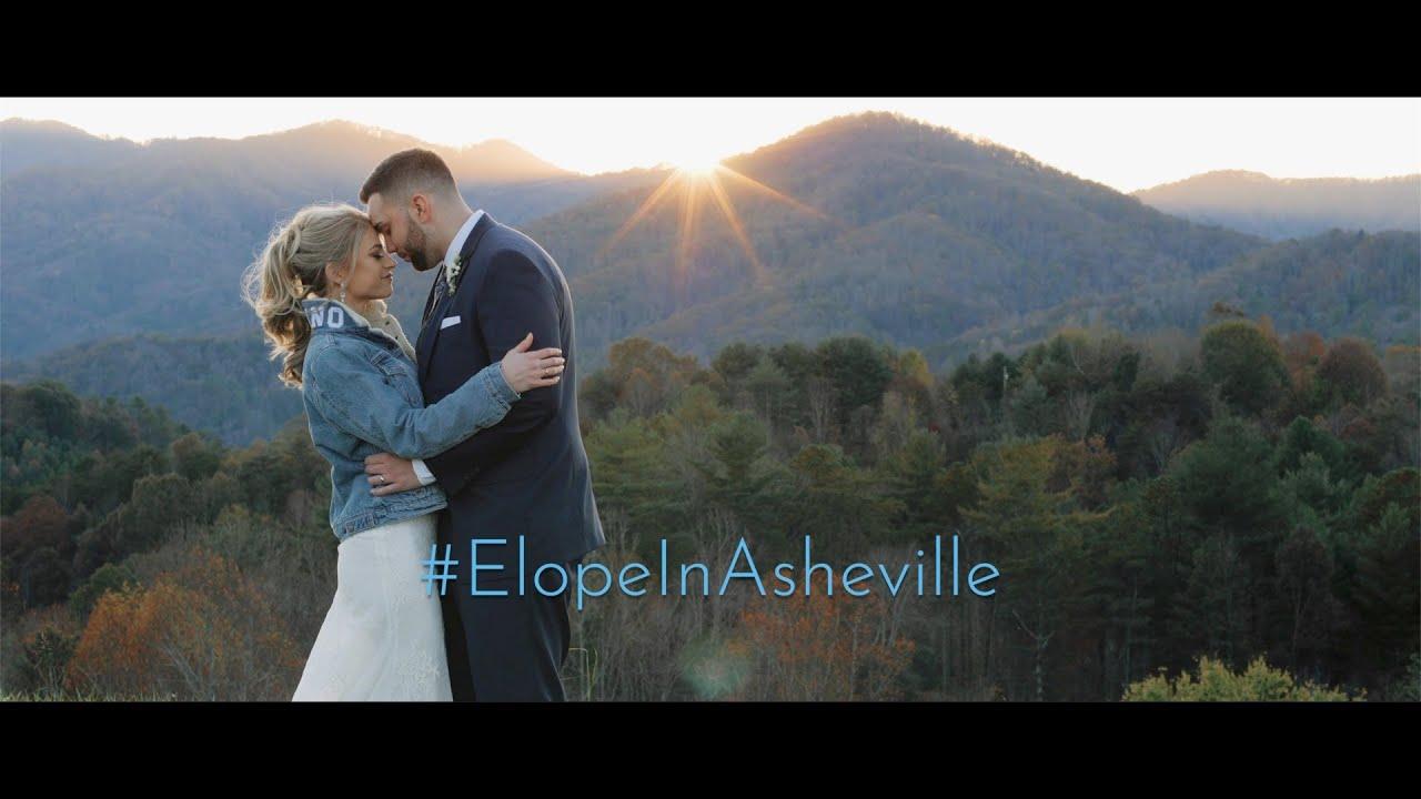 Elope in Asheville