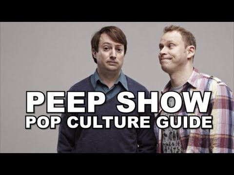 PEEP SHOW: UK pop culture references explained